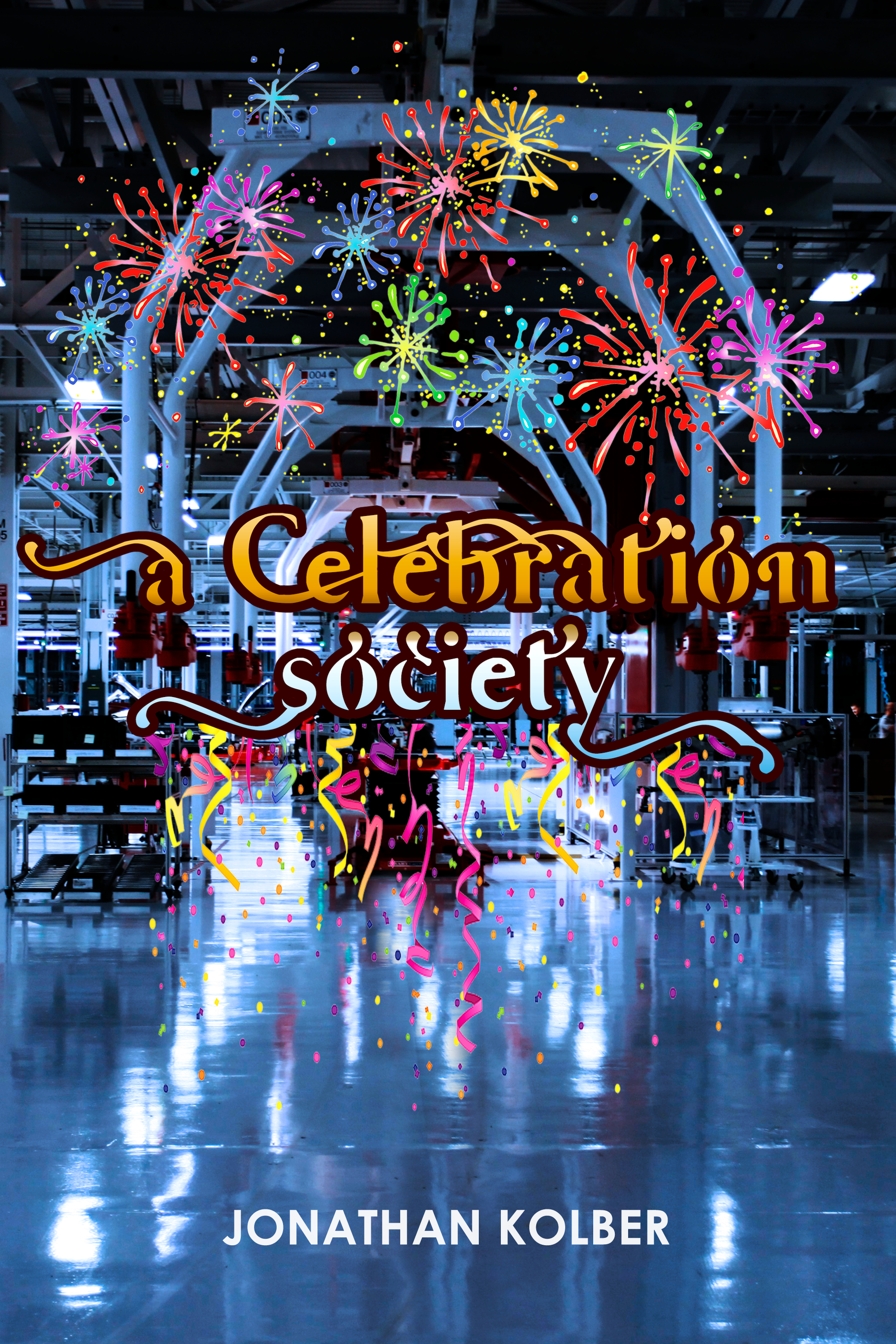 A Celebration Society cover